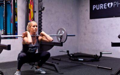 5 myter om kvinder og træning