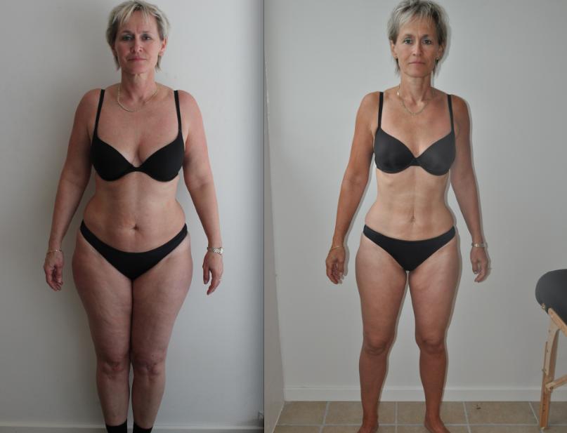 Lotte – stærkere, gladere og 15 kg lettere!