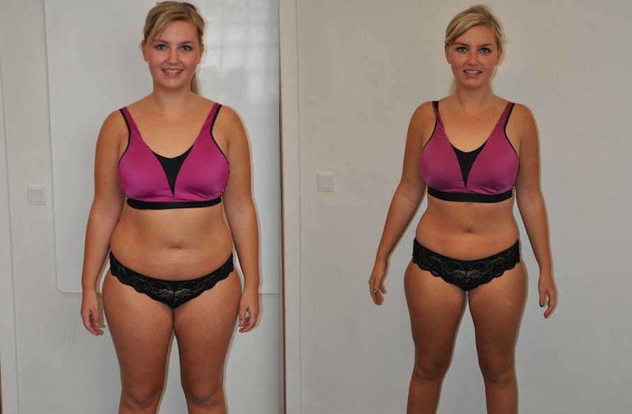 Franziska – stærk, selvstændig og 15 kg lettere